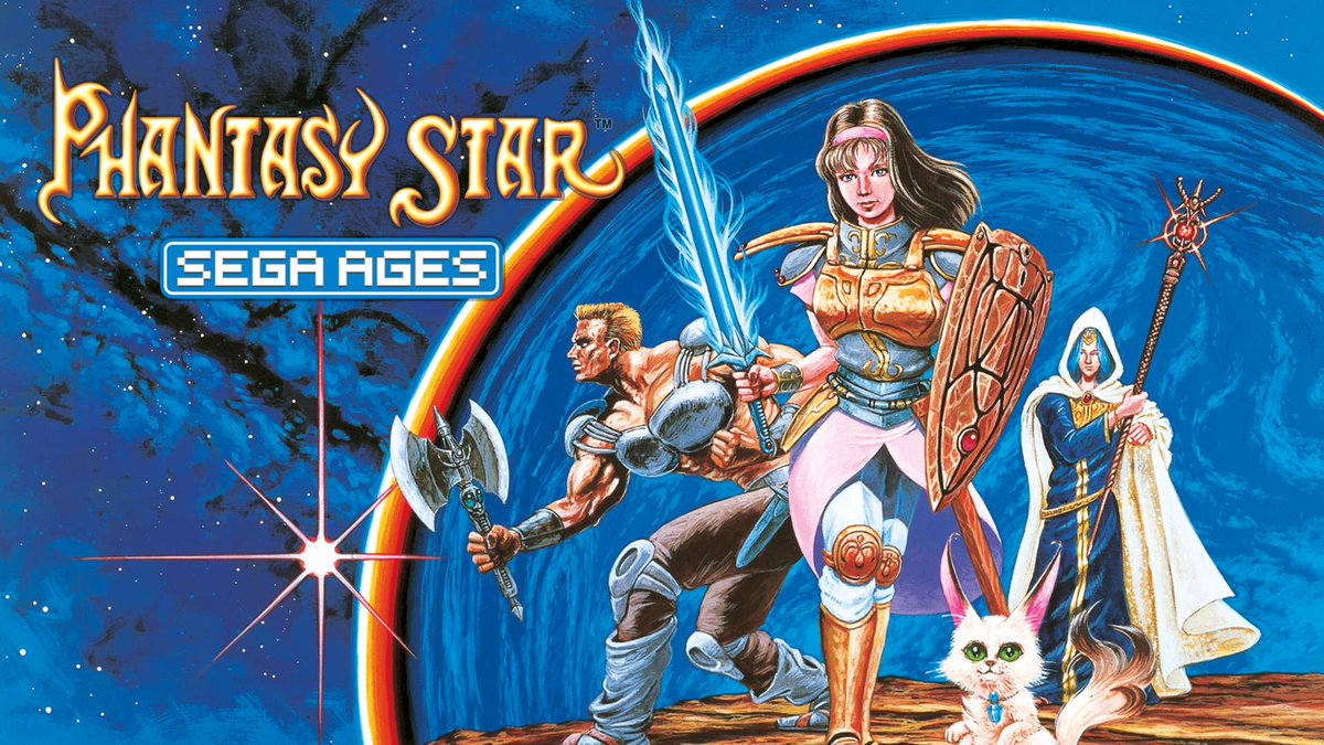 Sega Ages Phantasy Star - Review