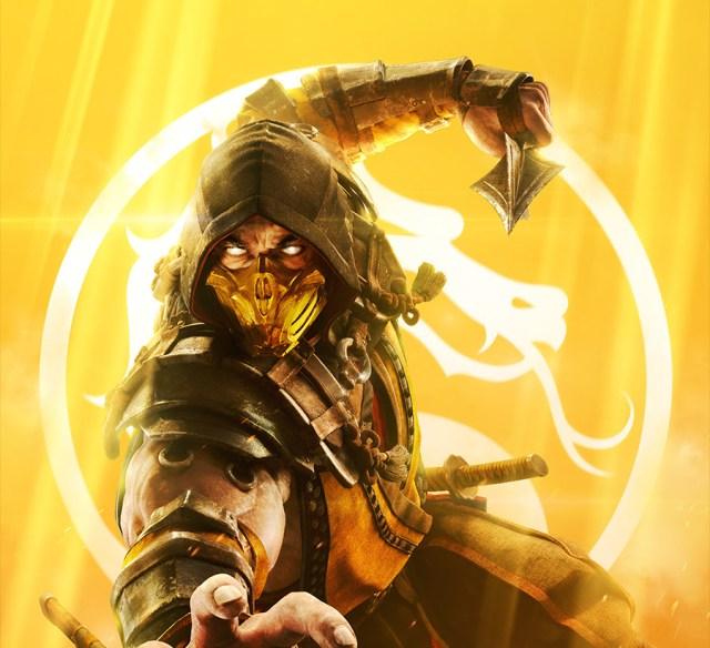 Mortal Kombat11 Live Event