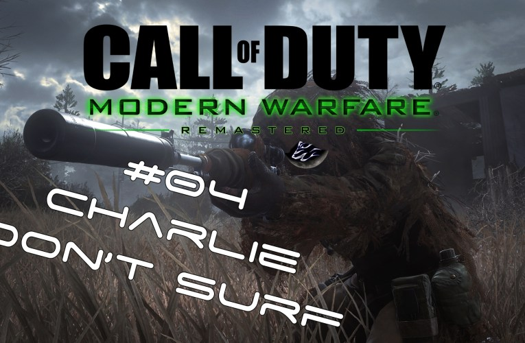 REPLAY – Call of Duty: Modern Warfare series #4
