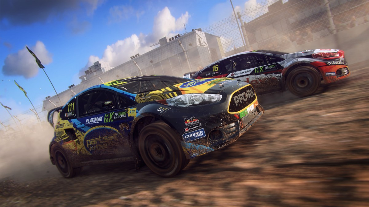 Dirt Rally RX