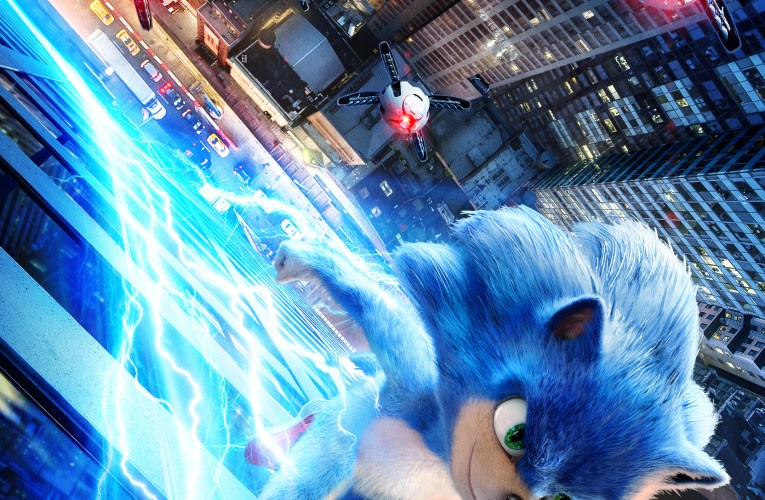 Sonic the Hedgehog dashes into a new trailer