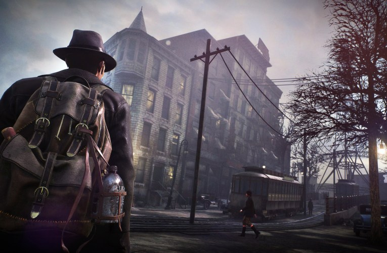 The Sinking City's new gameplay trailer is here!