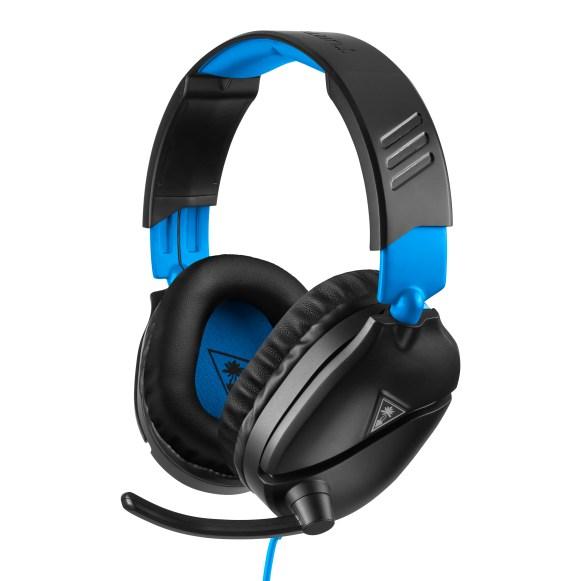 PS4 Blue&Black