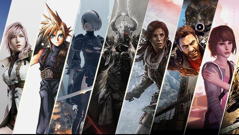 Square Enix E3 2019 – Summary