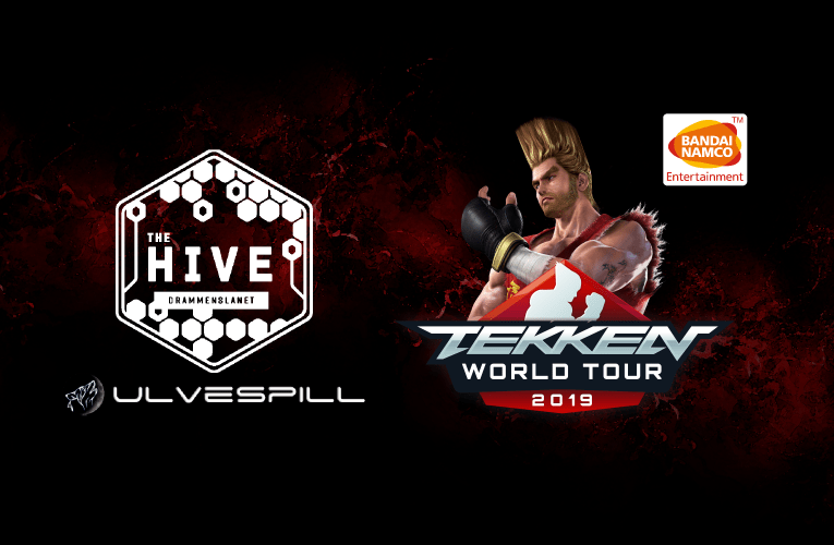 Join us for the Official Tekken World Tour