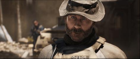 Captain Price Cod MW