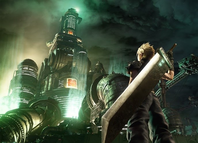New Final Fantasy VII trailer reveals more of the streets of Midgar
