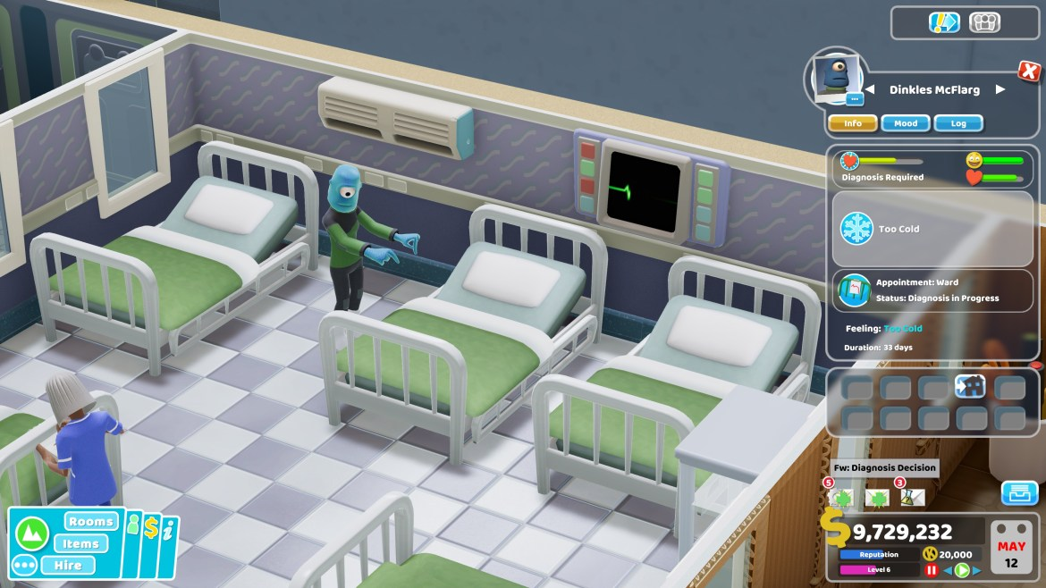 Two Point Hospital - Close Encounters - (6)