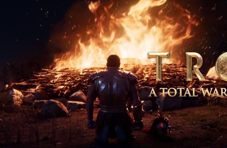 A Total War Saga: Troy – Interview