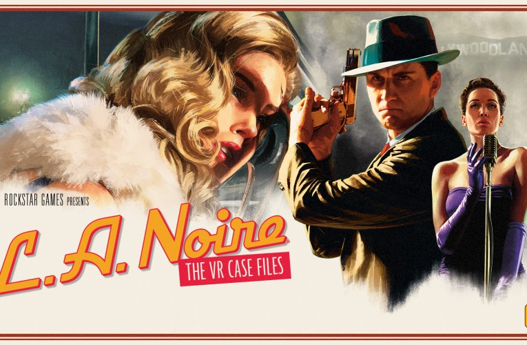 L.A. Noire: The VR Case Files Now Available For PlayStation VR