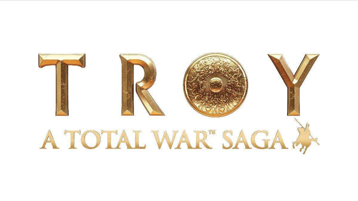 Total War Troy Logo