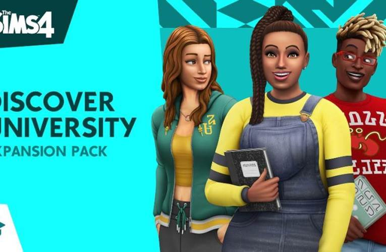THE SIMS 4 GOES BACK TO SCHOOL WITH DISCOVER UNIVERSITY,