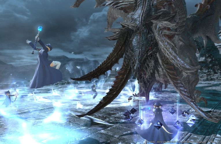Final Fantasy XIV – Patch 5.15