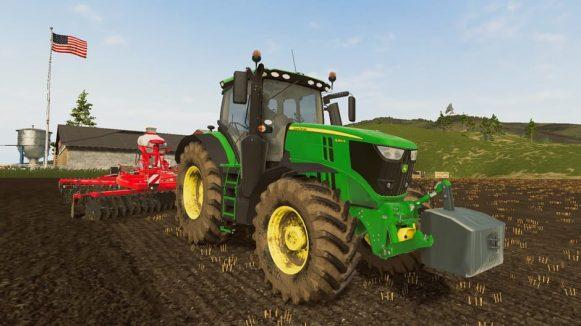 Farming Simulator 20 - (4)