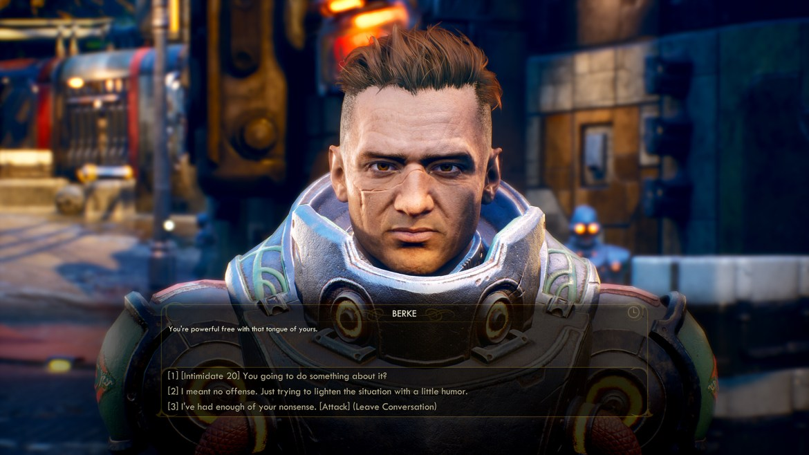 The Outer Worlds - (5)