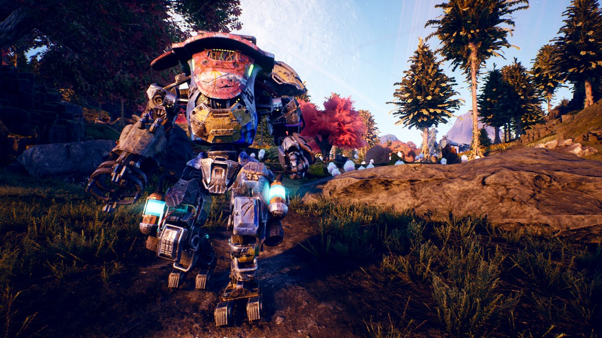 The Outer Worlds - (6)