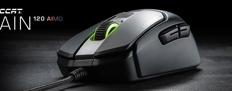 Roccat Kain 120 Aimo – Review