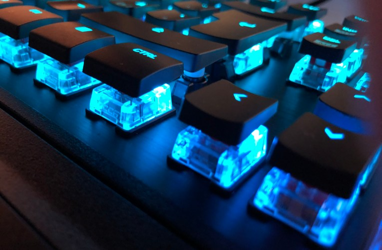 Roccat Vulcan 121 AIMO – Review
