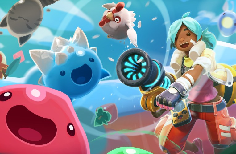 Slime Rancher gets a new boxed edition