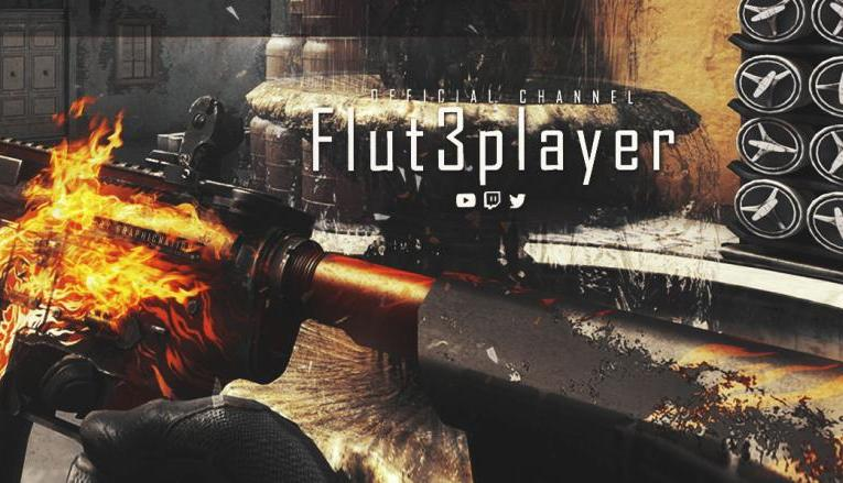 Fluteplayer – Streamer