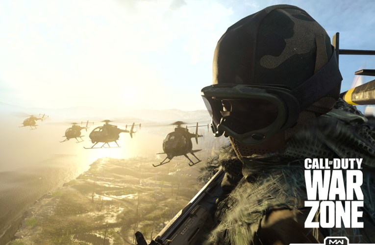 Call of Duty Modern Warfare's Battle Royale launches tomorrow!