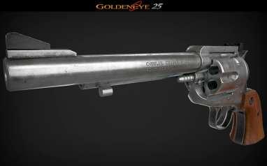 Cougar Magnum Gun