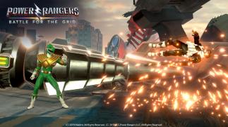 Power Rangers Battle for the Grid 4
