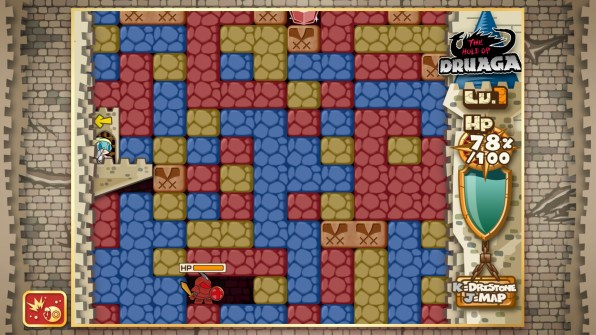 Mr Driller DrillLand Gameplay 4