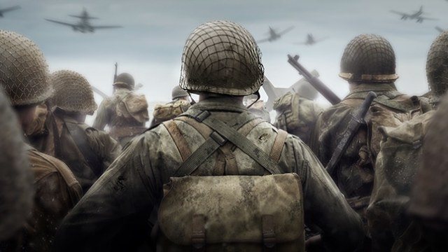 call of duty ww2 sledgehammer games