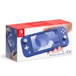 Blå Nintendo Switch Lite lanseres nå i Mai