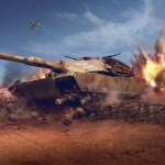 World of Tanks kommer med moderne tankser på Xbox og PlayStation