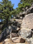 More rocks to climb