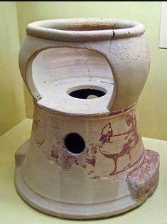 Greek potty.