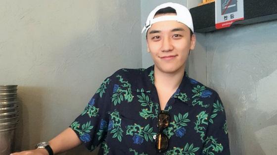 bigbang seungri blackpink