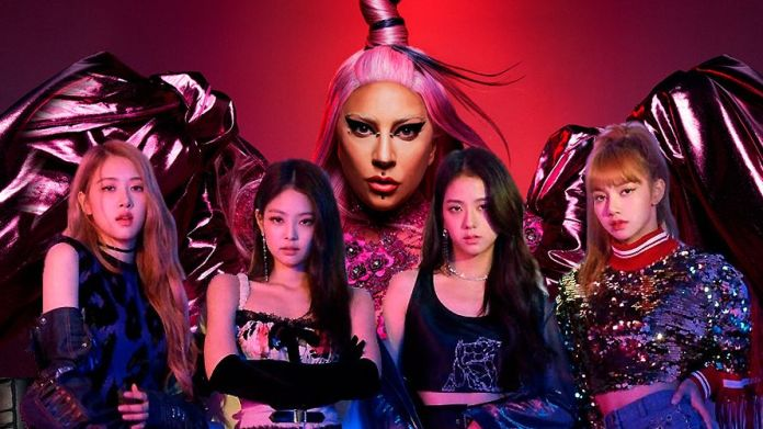 Lady gaga Blackpink
