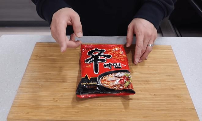 Cook Korean Ramen