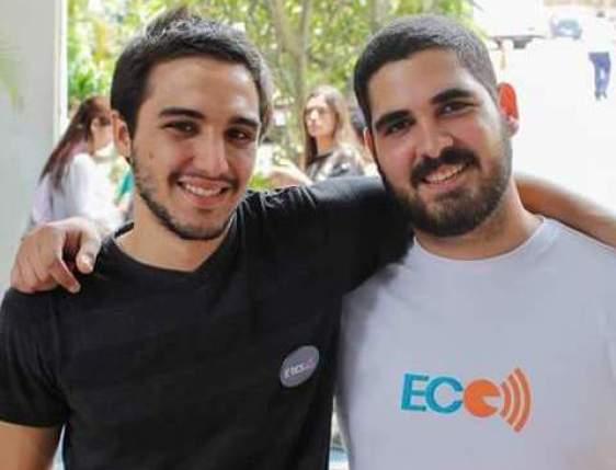 Luis Gondelles y Jesús Romero compitieron en las elecciones del 2016. Foto: Luis Miguel Cáceres