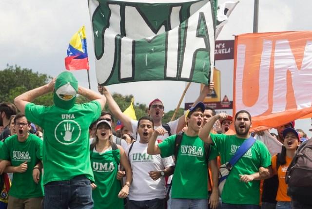 el dirigente estudiantil perfecto para la UMA tiene que ser una versión humana de la universidad. Foto: Rubén Sevilla