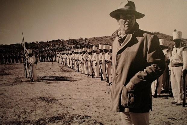 John Wayne es el ícono de los westearn. Foto: photo credit: Teymur Visuals flex it! via photopin (license)