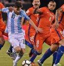 Sudamérica reanuda lucha por boleto a Rusia 2018