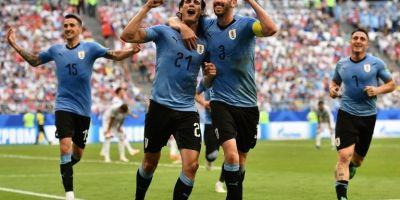 Uruguay Rusia