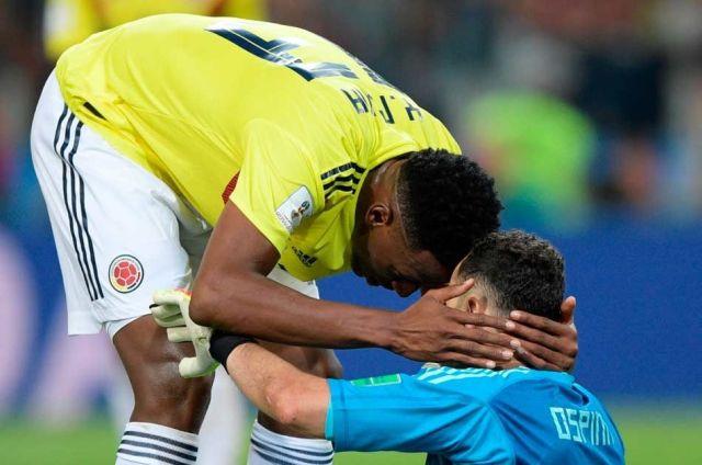 Colombia Inglaterra