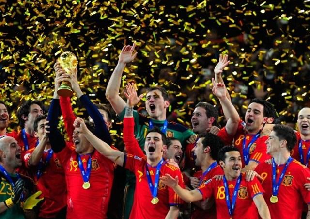 Sudáfrica 2010 España