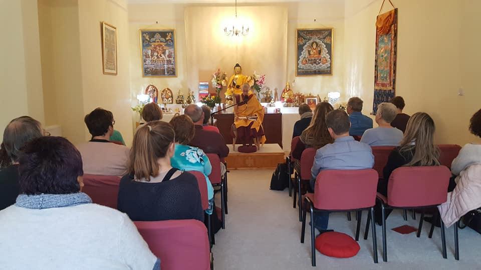 meditation room UMA KMC Carlisle