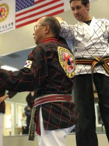Grandmaster Guak self defense