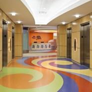 Visitor Elevator Lobby