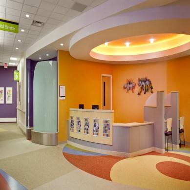 Radiology Greeter/Check-in Desk
