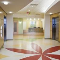 Von Voigtlander Women's Hospital Main Greeter Desk