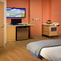 Labor & Delivery Room Footwall