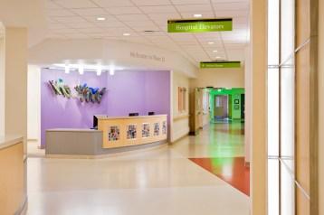 ICU Greeter Desk